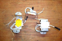 LEDユニットの取付